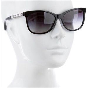 CHANEL 5260 Black Sunglasses